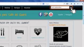 preview picture of video 'Quero fazer compras em Salto del Guaira, e você?'