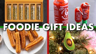 Foodie Christmas Gift Ideas 2019   Best Christmas Food Gifts!