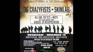 20 Years in the Trenches: 36 Crazyfists | Skinlab
