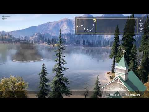 RTX 2080 Far Cry 5 1080p, 1440p, 4K 2160p, Ultra - смотреть онлайн