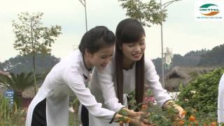 preview picture of video 'HTBCSV – Cao đẳng Sư phạm Yên Bái – Một thoáng quê hương'