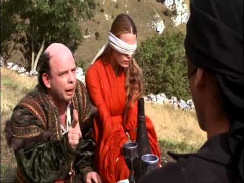 The princess bride - Battle of the wits