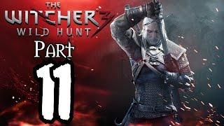 ► Zaklínač 3 : Divoký Hon | #11 | Myší věž! | CZ Lets Play / Gameplay [1080p] [PC]