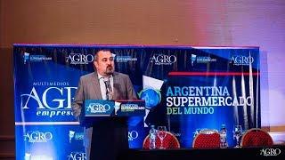 Leonardo Galaburri - Decano de la Facultad de Ciencias Agrarias de la Universidad de Belgrano