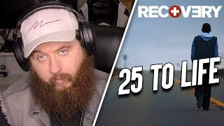 Eminem - 25 to Life (Recovery Album Review) - REACTION!