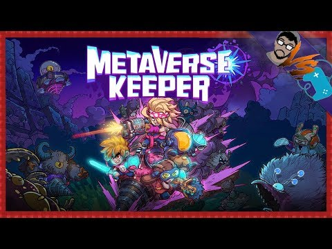 Gungeon Meets Isaac?! This Game Is Awesome! | Metaverse Keeper [Mabimpressions]