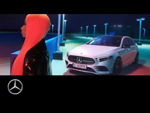 Mercedes-Benz A-Class : Just like You with Nicki Minaj | MBUX