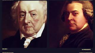 John Adams - The 2nd President of the United States - ETYNTK ❤️👤🔊✅