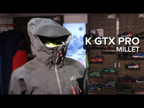 Millet : K GTX Pro - Veste de protection technique - Snowleader.com