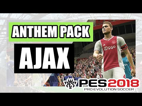 PES 2019 Ajax New Entrance Theme (OBH Entrance Theme Pack)