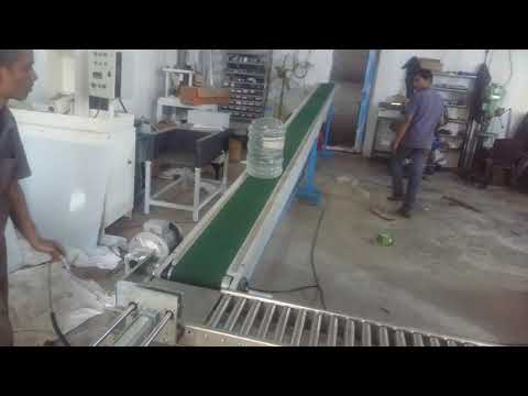 Inclined Belt Conveyor