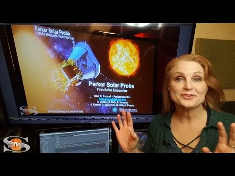 Solar Storm Forecast – January 12, 2019 at 01:00AM