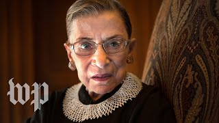 Ruth Bader Ginsburg dies at 87: Remembering her life and career