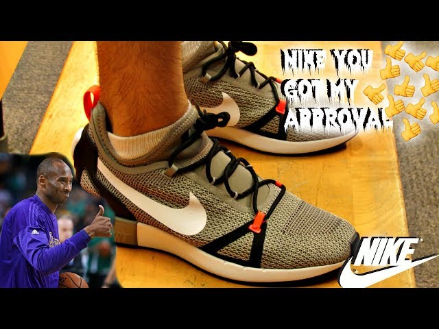 huge discount fc1a6 7f631 NIKE DUEL RACER ON FEET IS NIKE MAKING MOVES   02 06 5,841
