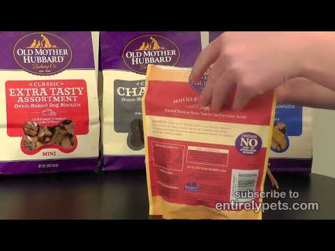 Old Mother Hubbard Hip & Joints Soft & Chewy Snacks (6 oz) Video