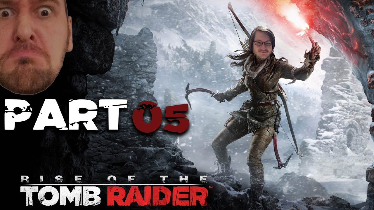 Rise of the Tomb Raider – Part 5: Überflutetes Archiv