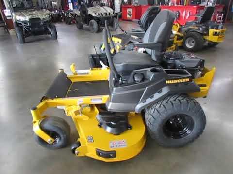 2021 Hustler Turf Equipment Raptor XDX 60 in. Kawasaki FR730 24 hp in Wichita Falls, Texas - Video 1