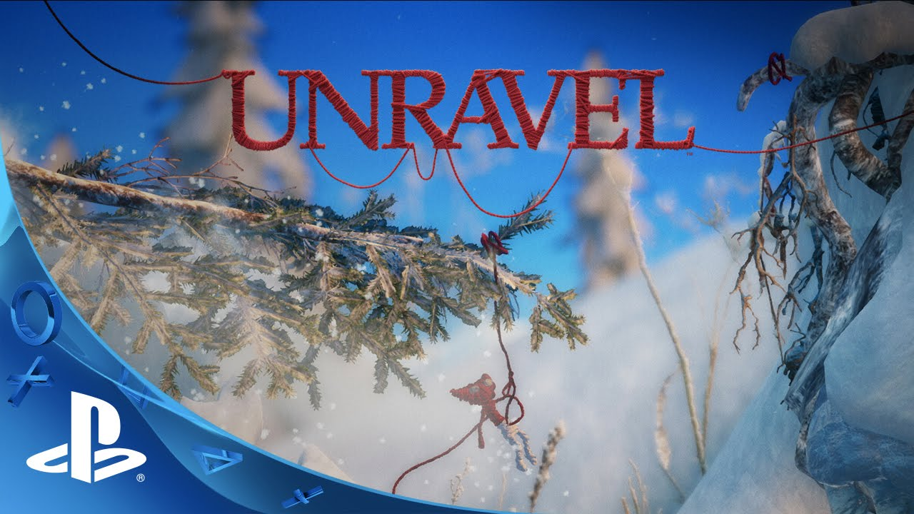 Unravel's Adventure Begins February 9th, 2016 on PS4