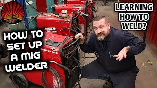 Way of the Wrench: How to set up a MIG welder