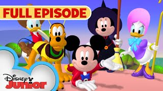 Mickey's Treat Full Halloween Episode | Mickey Mouse Clubhouse | Disney Junior