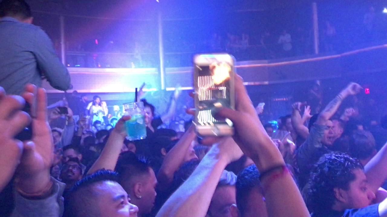 Party at Omnia Nightclub