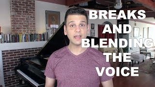 Breaks and Blending the Voice