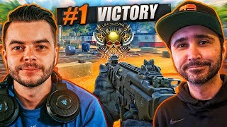 NADESHOT & SUMMIT1G TEAM UP ON COD BLACKOUT! *INSANE ENDING*