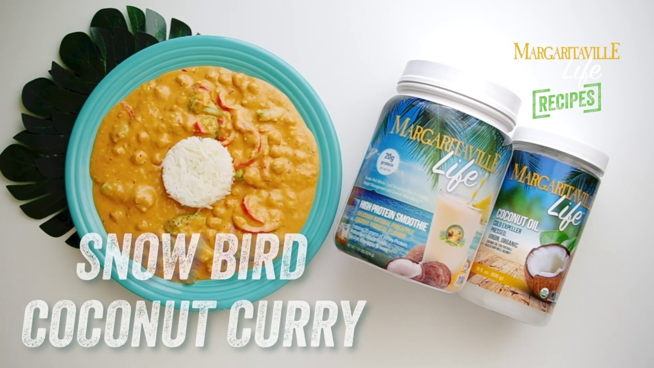 Snow Bird Coconut Curry - KetoLiving