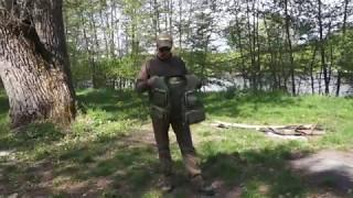 Жилет aquatic рыболовный регулируемый ж-02