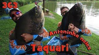 Programa Fishingtur na Tv 363 - Centro de Pesca Taquari