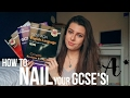 HOW TO NAIL YOUR EXAMS // 9-1 GCSE REVISION TIPS | HelloAmyy
