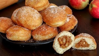 Apple Doughnuts