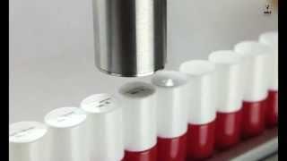 Verpackungskennzeichnung und -beschriftung - Industriedrucker Leibinger JET2neo