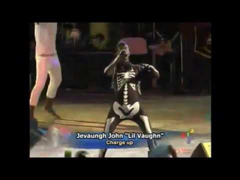 Lil Vaughn soca monarch 2013 performance 3rd place