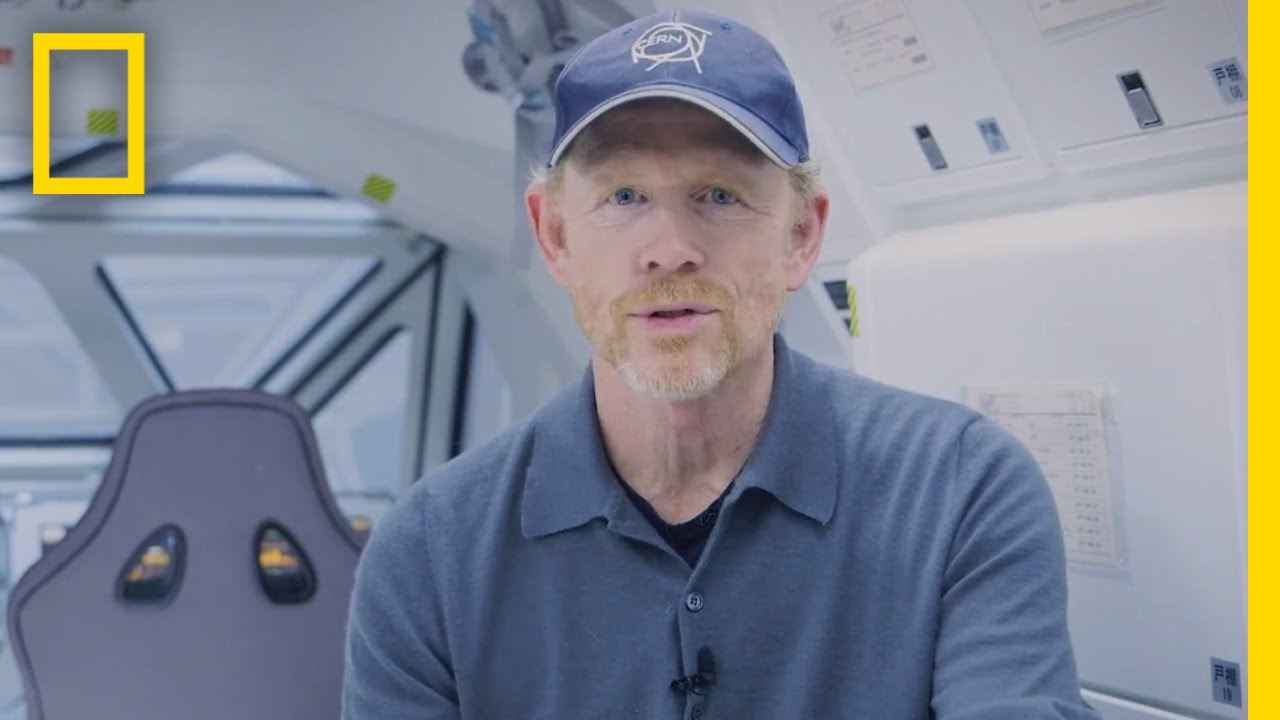 Behind the Scenes with Ron Howard | MARS thumbnail