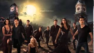 The Vampire Diaries 6x14 Colour Me In (Damien Rice)