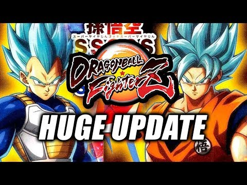 HUGE UPDATE - Androids, Super Saiyan Blue, 6 Players & More (Max's Impressions)