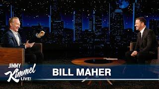 Bill Maher on Trump Conceding, COVID, Giuliani in Borat & Ruth Bader Ginsburg