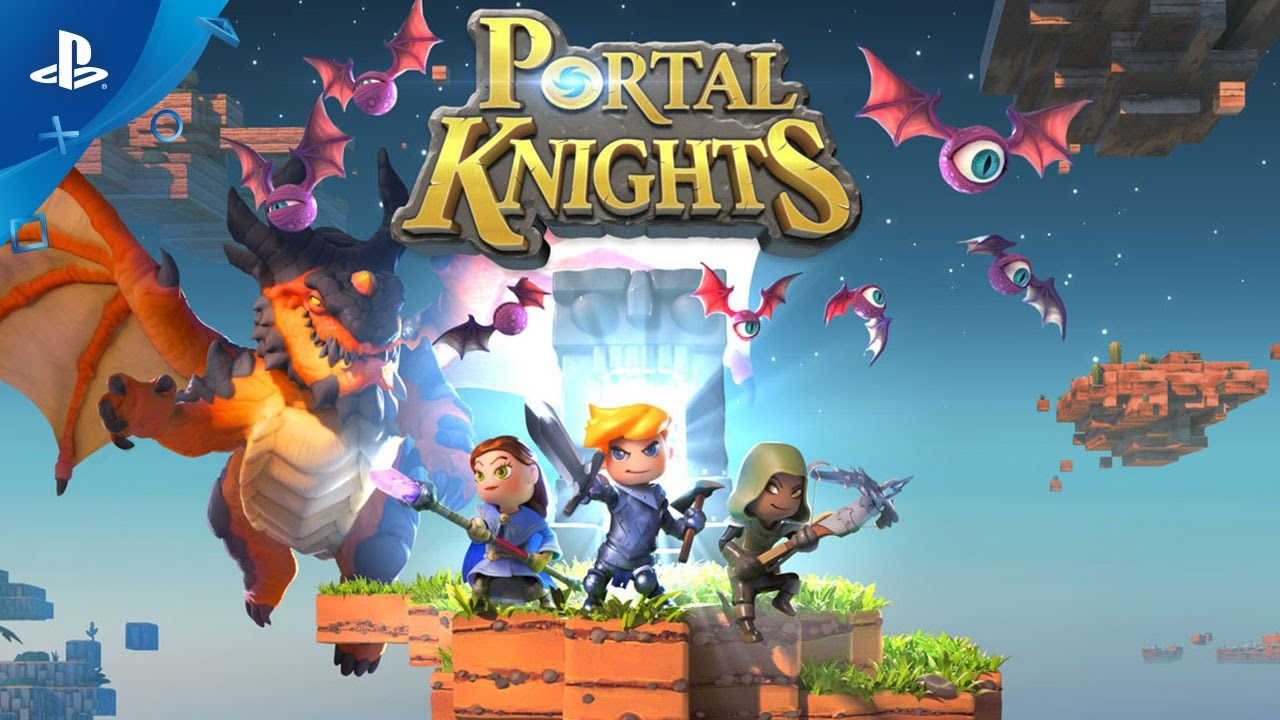 5 Things to Try in Portal Knights, Out Today on PS4