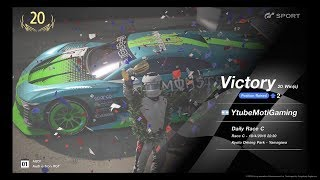 Gran Turismo sport online daily race Chilling