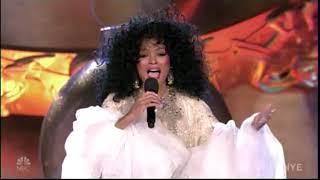 Diana Ross New Years 2019-  If We Hold on Together