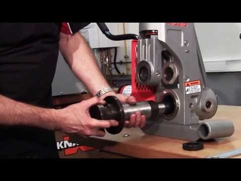 How To Change Rollers 918 Roll Groover
