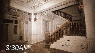 Night Of Horrors - Exploring Baltimores Creepy Childrens Asylum At 3AM