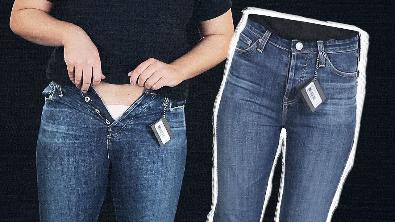 Women Try Jeans In One Size, Different Brands thumbnail