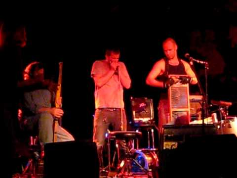 Ben Miller Band feat. Brody Buster at the Bottleneck, Lawrence