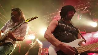 DragonForce - Three hammers (Live Sticky Fingers 2017-11-06)