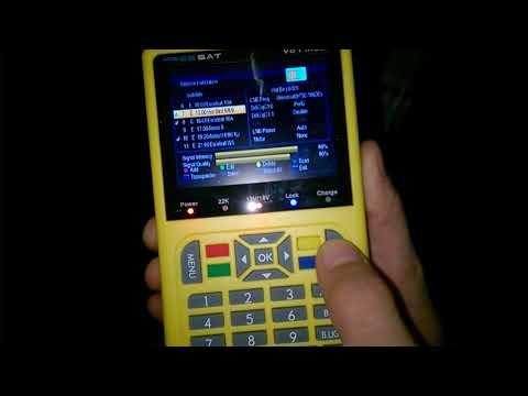 Satellite Finder FREESAT V8 FINDER - смотреть онлайн на Hah Life