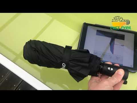 Parapluie Xmund XD HD3 automatique enfin pas complètement