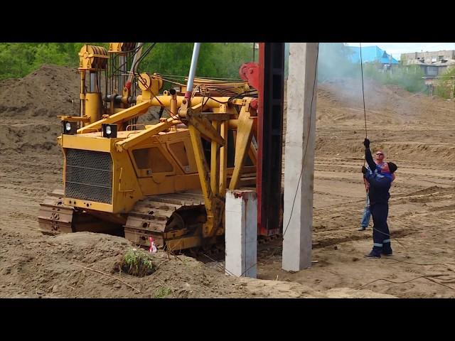 В Ангарске строят новый детский сад