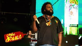 Sudanese Rapper Bas Performs His J. Cole Collab Track 'Tribe' | The Sauce